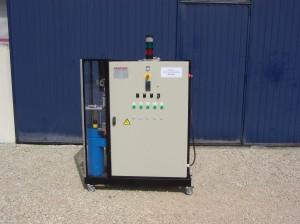 Système de chauffage industriel régulé type : SCIR